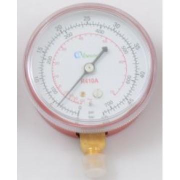 Манометр высокого давления DSBH 68мм (R410) (0252)