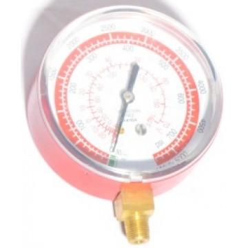 Манометр высокого давления DSEН 80мм (R410) (0255)