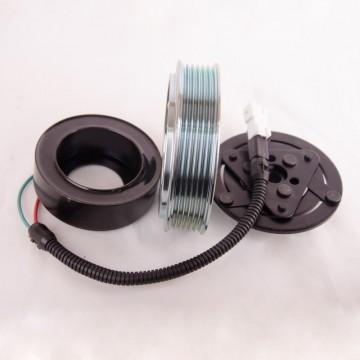 Муфта компрессора автокондиционера 6PK d123/119 (2700)