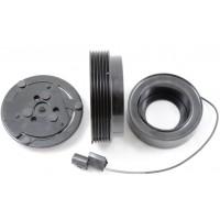 Муфта компрессора автокондиционера 6PK d120 (2718)