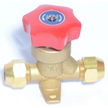 Вентиль с ручным приводом СТ-D-10 5/8 гайка (3624)