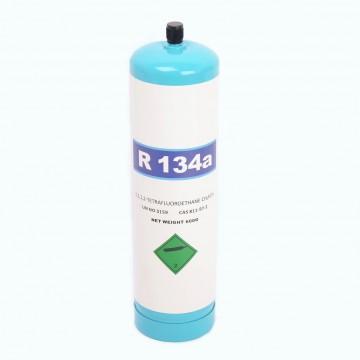 Фреон R-134a (600 гр с клапаном) (015457)
