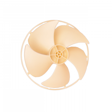 Крыльчатка вентилятора оконного кондиционера 400 x 115 (5900AR1508-2) LWN186NGAB3 (014507)