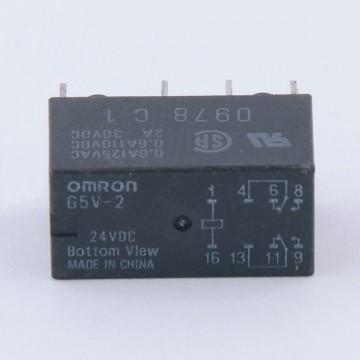 Реле G5V-2-24VDC (9821)