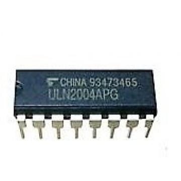 Транзистор Дарлингтона ULN2004 ULN2004APG  (9441)