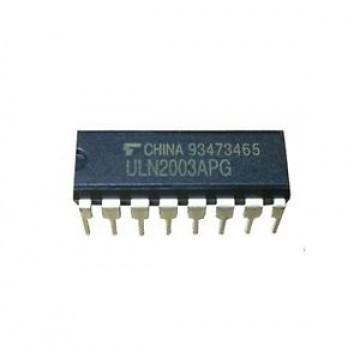 ULN2003APG Матрица из семи транзисторов Дарлингтона (9443)