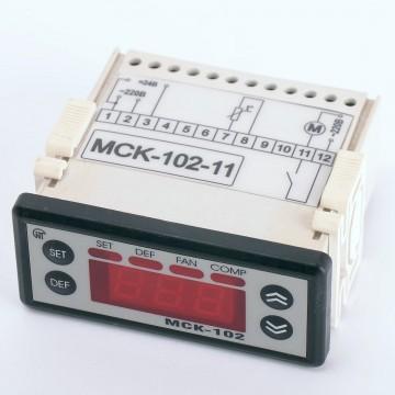 Блок управления МСК-102 (1 датчик NTC 1.5 м)  (0815)
