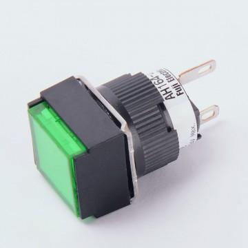 Световой индикатор FUJI  ELECTRIC AH164-Z 24V зеленый (9943)