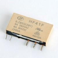 Реле HF41F-5-Z8SG (9804)
