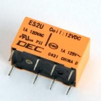 Реле ES2U-12VDC (9809)