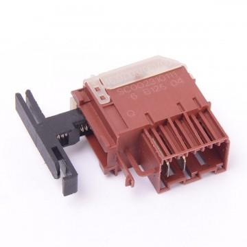Кнопка включения Whirlpool 481941029005 (0205014) (IG44221) (SWT102WH) 15201004