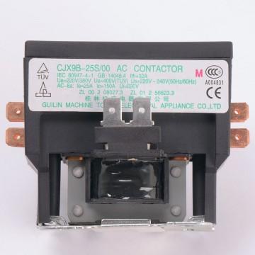 Контактор CJX9B-25S/00 32А (008967)