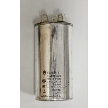 Конденсатор 35+6 мкф 370v CBB65A-1 (9645)