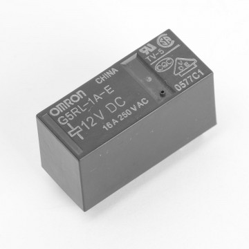 Реле электромагнитное G5RL-1A-E 12vdc (12589)