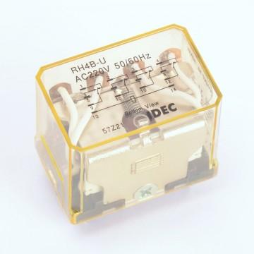 Реле IDEC RH4B-U AC220V (015434)
