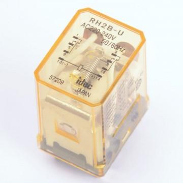 Реле IDEC RH2B-U AC220-240V (015436)