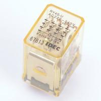 Реле IDEC RY4S-U AC220-240V (015437)