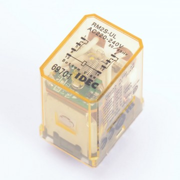 Реле IDEC RM2S-UL AC220-240V (015441)