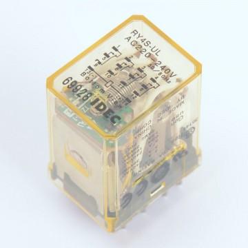Реле IDEC RY4S-UL AC220-240V (014227)