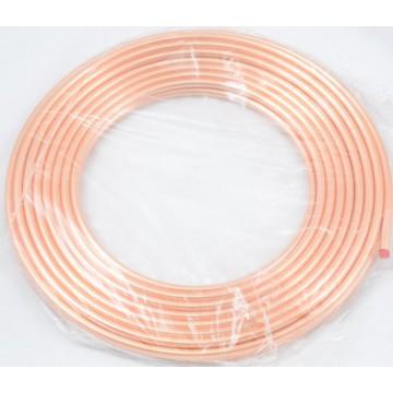 """Труба медная 3/8"""" ASTM В280 Сербия 15м (012888)"""