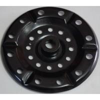 Защитная крышка компрессора автокондиционера D 125 (8423)