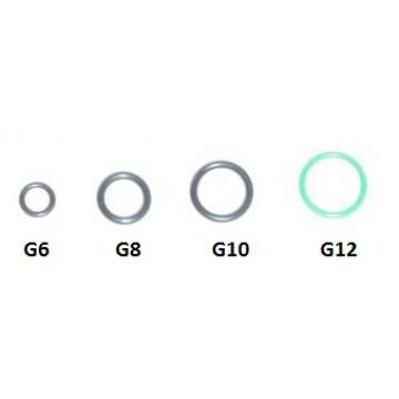 Кольцо GC G8 green