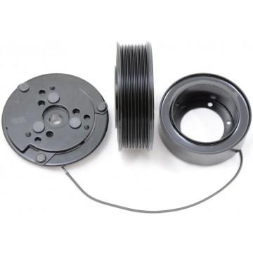 Муфта компрессора автокондиционера 8PK 122/117 (8702)