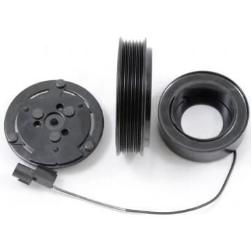 Муфта компрессора автокондиционера 6РК 123/119 (8694)