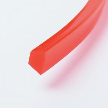 Ремень для рекуператора трапеция 13мм красный (017517)