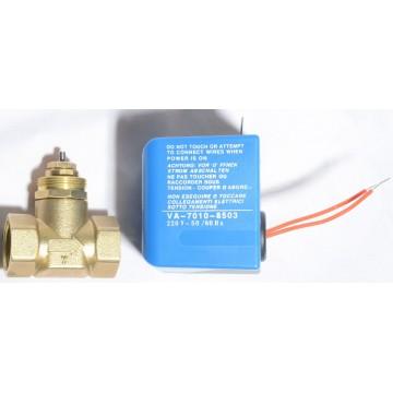 Клапан 2-х ходовой с эл. приводом VA7010 8503(8532)