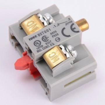 Блок контактов IDEC BST001 NC (012543)