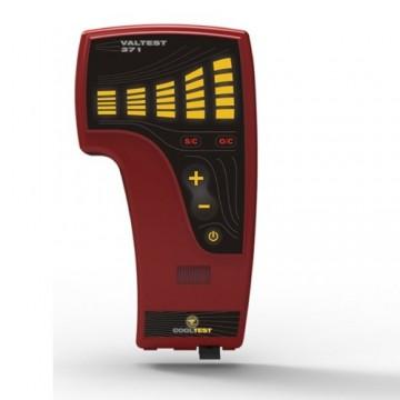 Электронный тестер для проверки работы клапана Valtest371